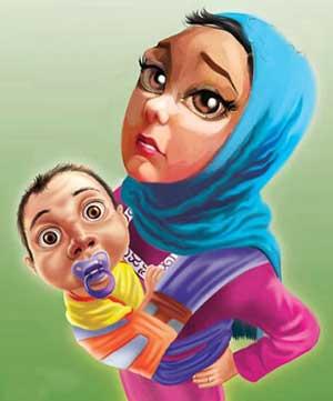 za4 2161  از بچه دار شدن می ترسی؟