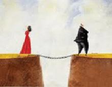 روابط همسران ,مشاجره های زناشویی,اختلافات زناشویی