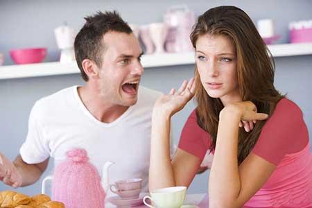 دعواهای همسران, روابط ناسالم زن و شوهر