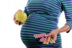 تهوع در بارداری,دوران بارداری,ویتامینهای پیش از بارداری