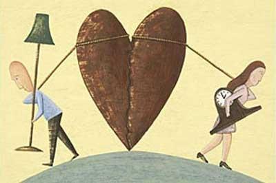 زندگی زناشویی,زندگی مشترک,دوری زن و شوهر از یکدیگر