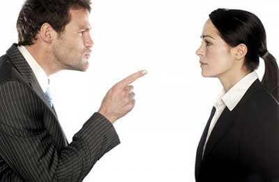 سوءتفاهم های زناشویی,اختلافات زناشویی