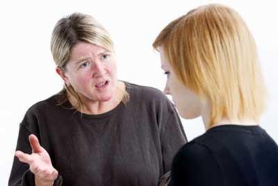 روش های مقابله با دخالت مادرشوهر