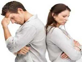 بحث های زن وشوهر,مشکلات زندگی مشترک
