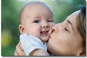 ترغیب همسر برای بچه دار شدن