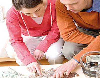 بهبود اوضاع اقتصادی خانواده,حل مسائل مالی