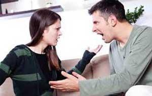 ازدواج با یک فرد لجباز