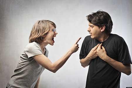 همسر بد اخلاق,نحوه برخورد با همسر بد اخلاق و پرخاشگر,راه های برخورد با همسر بد اخلاق و پرخاشگر