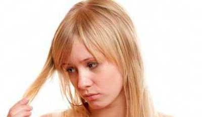 درمان ریزش مو در بارداری