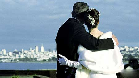 زوج های خوشبخت پله پله تا خوشبختی