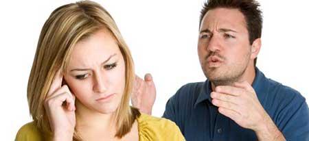 دعواهاي زن و شوهری