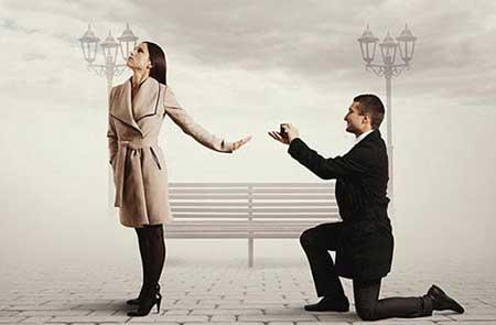 سطح تحصیلات در انتخاب همسر