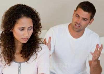 صحبت کردن با همسر