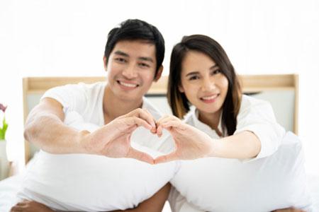 محبت کردن به همسر