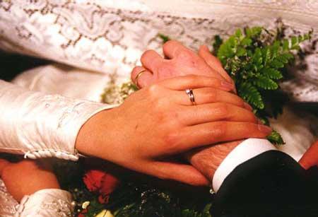 در آستانه ازدواج