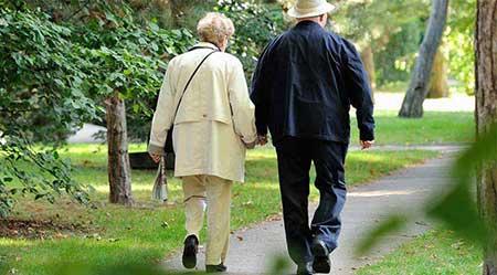 سلامت ازدواجهای سالمندی