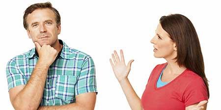 رفتارهايي که باعث ناراحتي شوهرتان مي شود