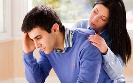 ترس و شرم در بين زن و شوهر ممنوع