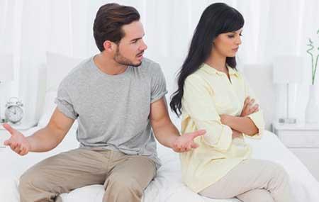مشاجره های زناشویی