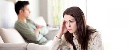 اختلافات زن وشوهري