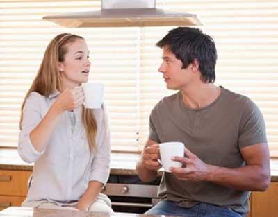 رابطه عاطفی با همسر