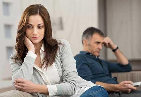 ریشههای بدبینی به همسر