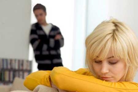 مراحل طلاق