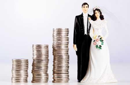 ازدواج با مرد ثروتمند آرامش شما را بیمه نمیکند