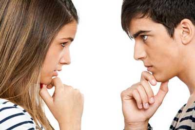 رفتار مناسب با همسر دروغ گو