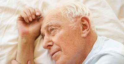 اختلال خواب در سالمندان و درمان