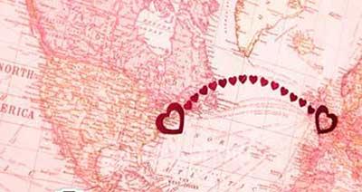 چگونه رابطه عاشقانه از راه دور را حفظ کنیم