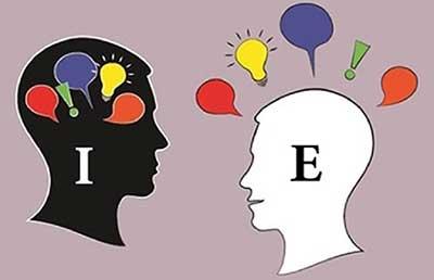 مقالات درباره درونگرایی و برونگرایی