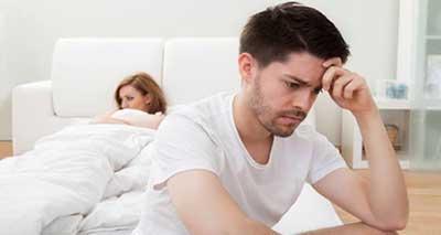 مشکلات رایج جنسی در آقایان و شیوه درمان