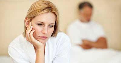 درمان کاهش میل جنسی در زنان