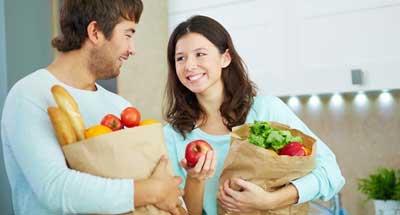 تغذيه قبل و بعد از رابطه جنسي با همسر | مجله اينترنتي هلو