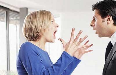 تحقیر کردن همسر