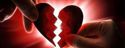 جدایی از عشق