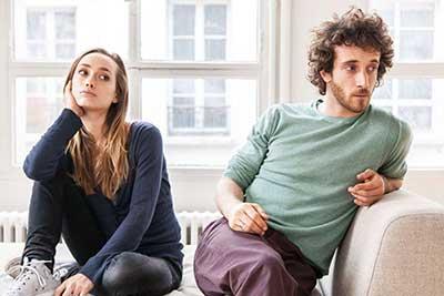 داشتن انتظارات بیهوده از همسر