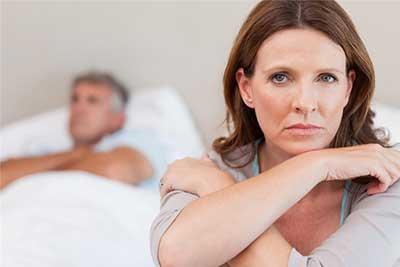 علل کاهش میل جنسی در زنان