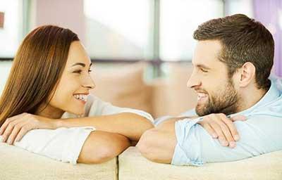 رفتار با همسر