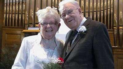 تمایل سالمند به ازدواج