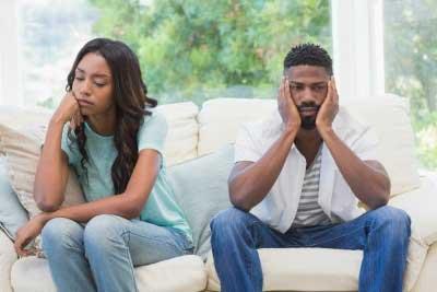 اشتباهات همسر