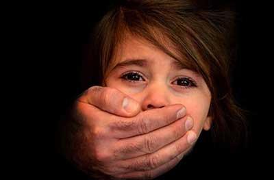 آزار جنسی کودک