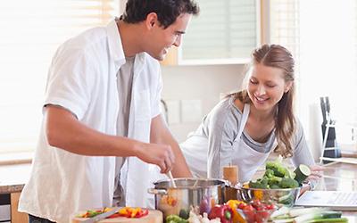 افزایش میل جنسی و باروری فقط با یک تغییر در رژیم غذایی