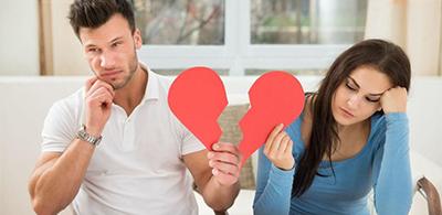 ازدواج های بی سرانجام