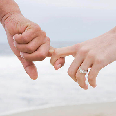 اهمیت لمس کردن