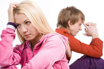 پایان رابطه عاطفی