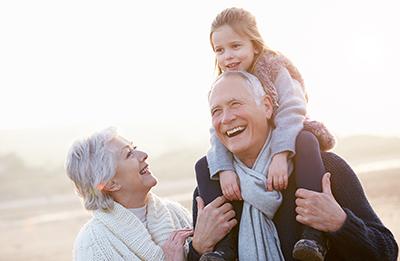 شاد کردن سالمندان
