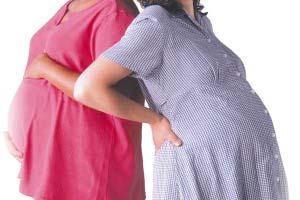 زمان بارداری خود را به تاخیر نیندازید چرا که