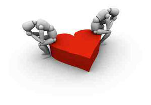 طلاق عاطفي, ازدواج عاشقانه,روابط زناشویی